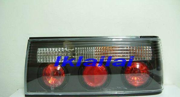 BMW E30 M40 '88-'91Crystal Tail Lamp [Black or Clear Housing]