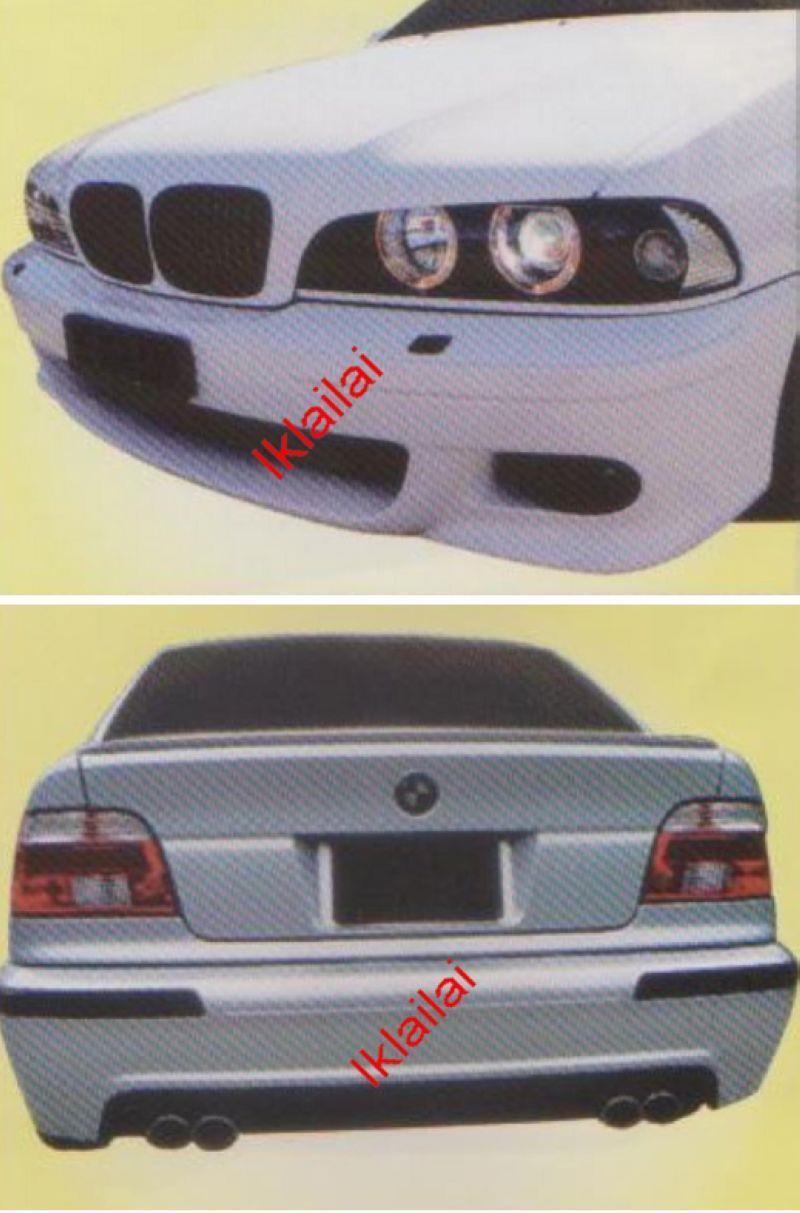 BMW E39 '95-02 M5 [FRONT / REAR BUMPER]
