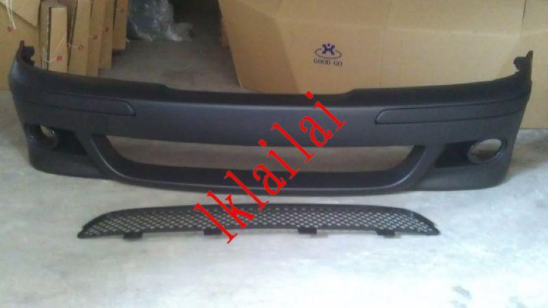 BMW E39 M5 Style Front Bumper [Lining/Lower Grille/Fog Lamp] [BM12-B