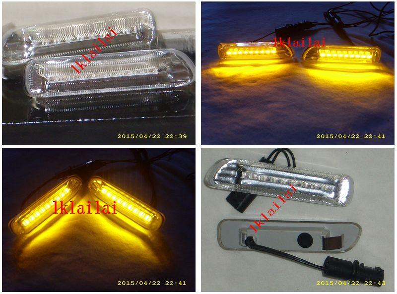 BMW E46 '98-04 18 LED Fender / Side Lamp