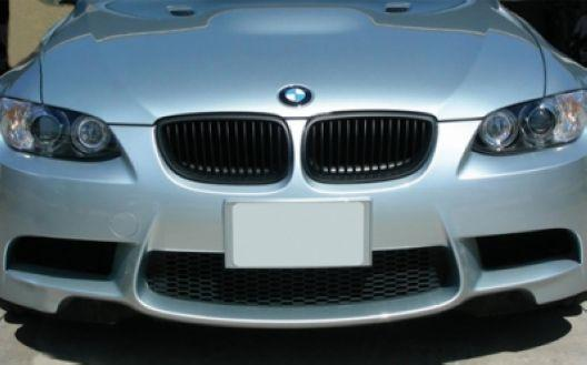 BMW E90 `05-`09 M3 Style Front Bumper PP W/Lower Grille+Air Duct