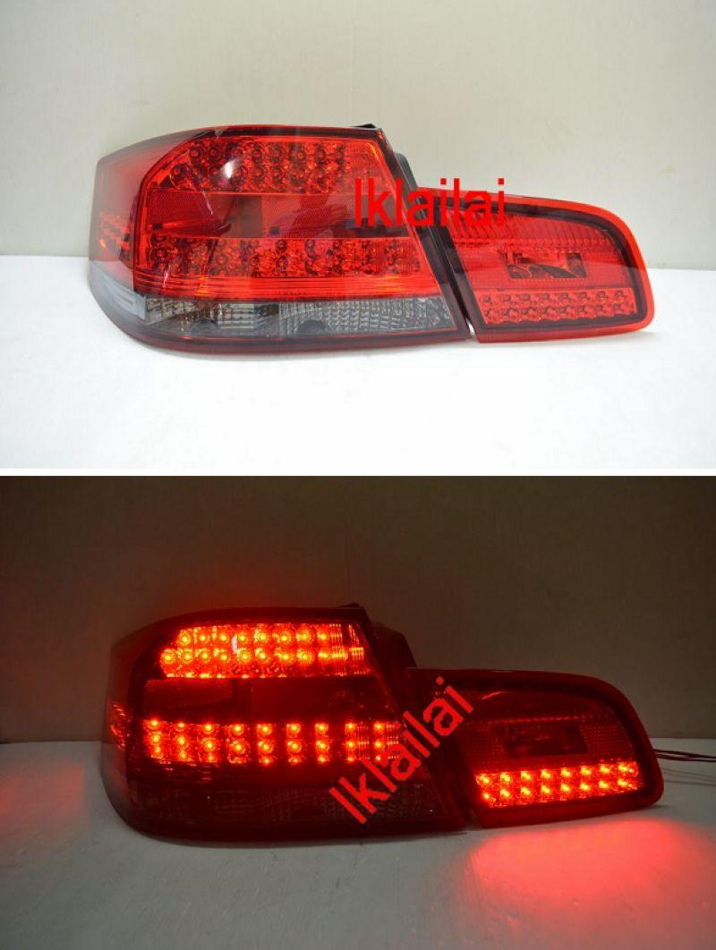 BMW E92/93 '07 RED/SMOKE LED Tail Lamp
