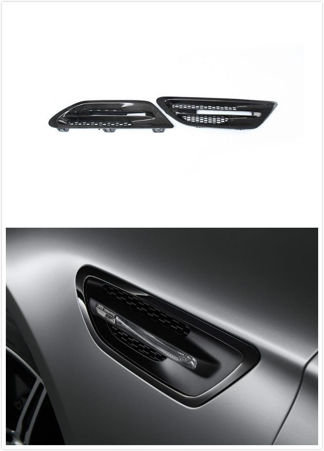 Bmw F10 M5 M Series Replacement Carbon Fender Side Grille