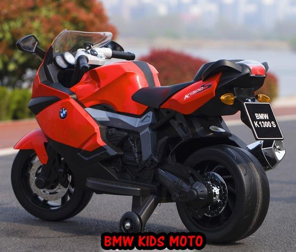 Bmw Kids Ride On Motorcycle Support Weight Up To 30 Kg