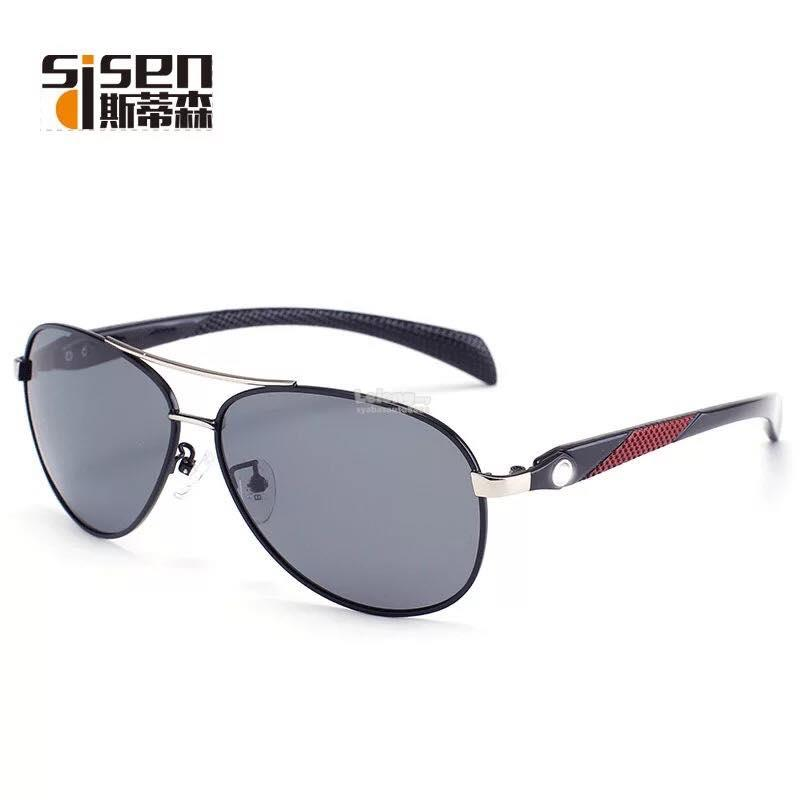 BMW men 's distinguished sunglasses polarized sunglasses UV glasses 60