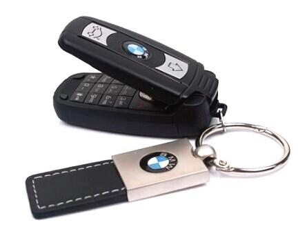 BMW MINI Flip Mobile Phone Keychain Design, Camera (WP-MINI08).