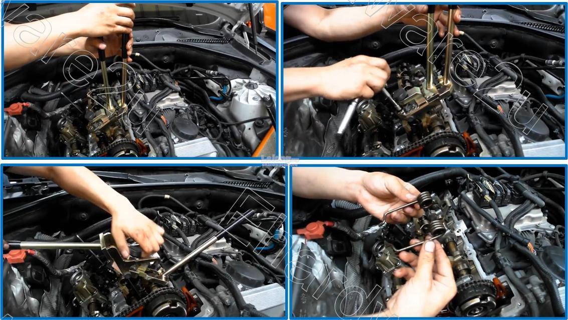 BMW Mini N20 N55 Valvetronic Valve Spring Installer Remover Tool (4298