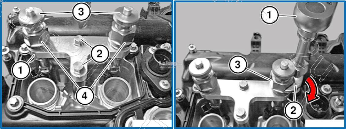 BMW N20 N26 N55 Fuel Injector Install & Removal Tool (4336)