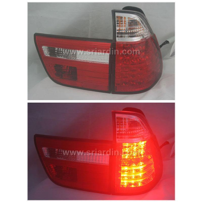 BMW X5 E53 98-02 LED Tail Lamp