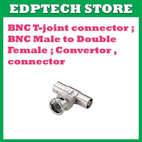 BNC T-joint Connector
