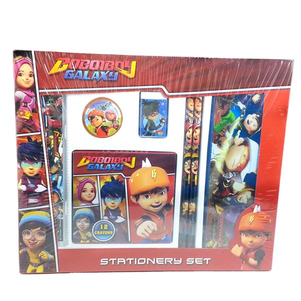 Boboiboy Galaxy Value Box Stationer End 1022019 1115 Pm