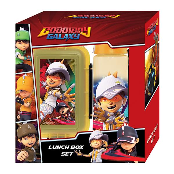 Boboiboy Galaxy Lunch Box With Water End 1192019 915 Pm