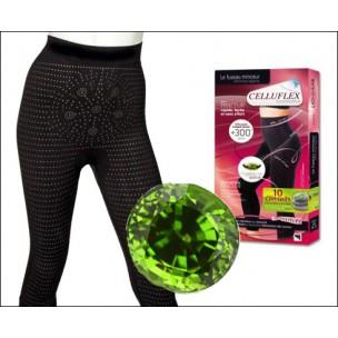 BODY SHAPER - CELLUFLEX TOURMALINE - SLIMMING LEGGING