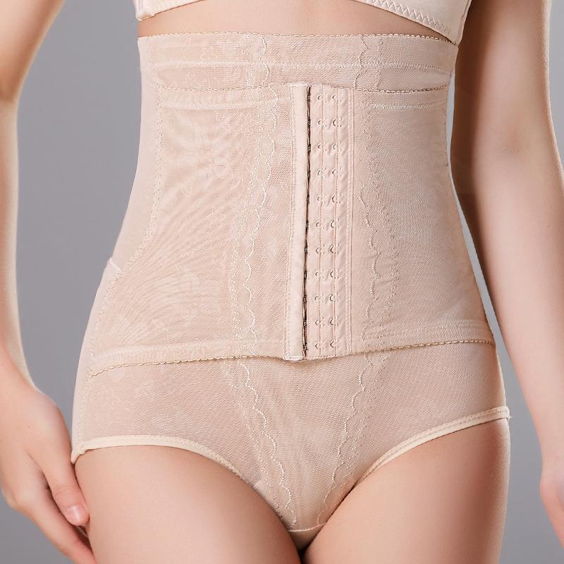 aaa4c067c0 Body Shaper Postpartum Sculpting Belly Underwear High Waist Pants