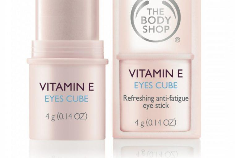 The Body Shop Vitamin E Eyes Cube
