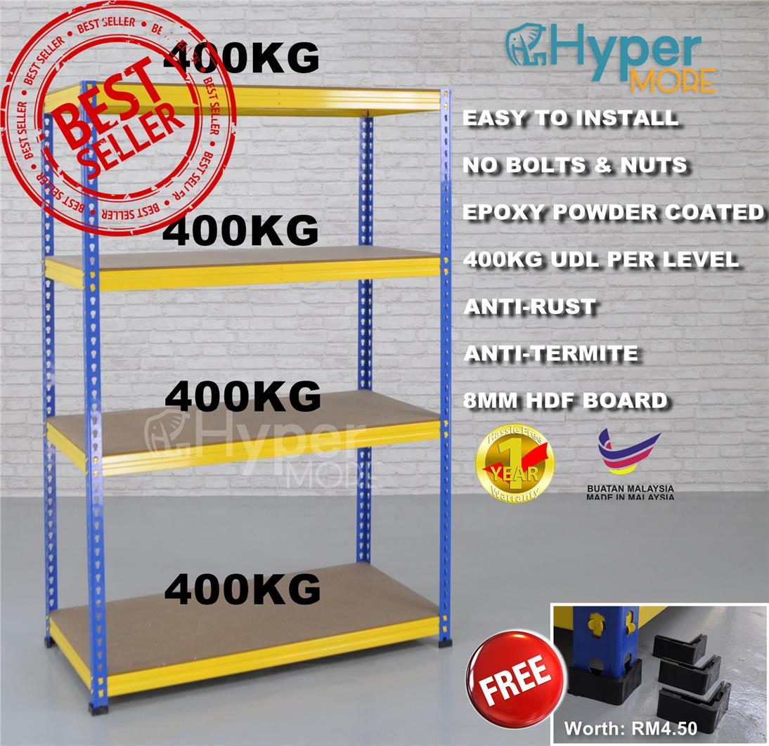 Boltless Rack Storage Store Room Warehouse File Rack Racking System