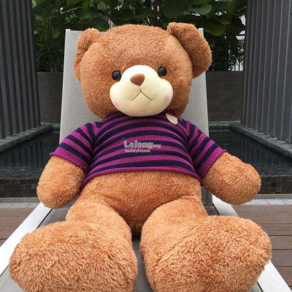 Boneka Teddy Bear Besar (end 12 14 2018 4 15 PM) 738dc63650