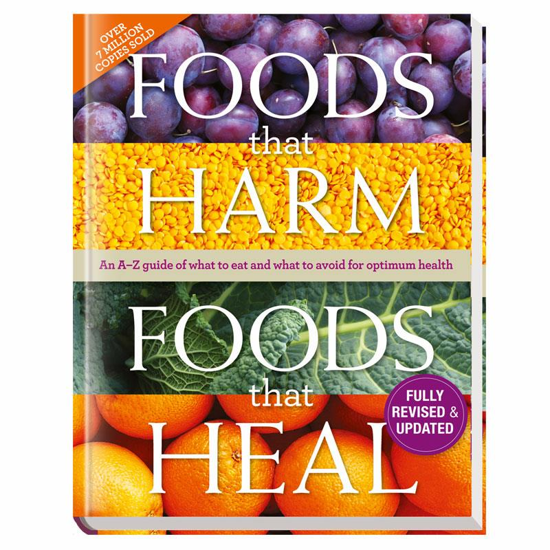 Foods That Harm Foods That Heal Food