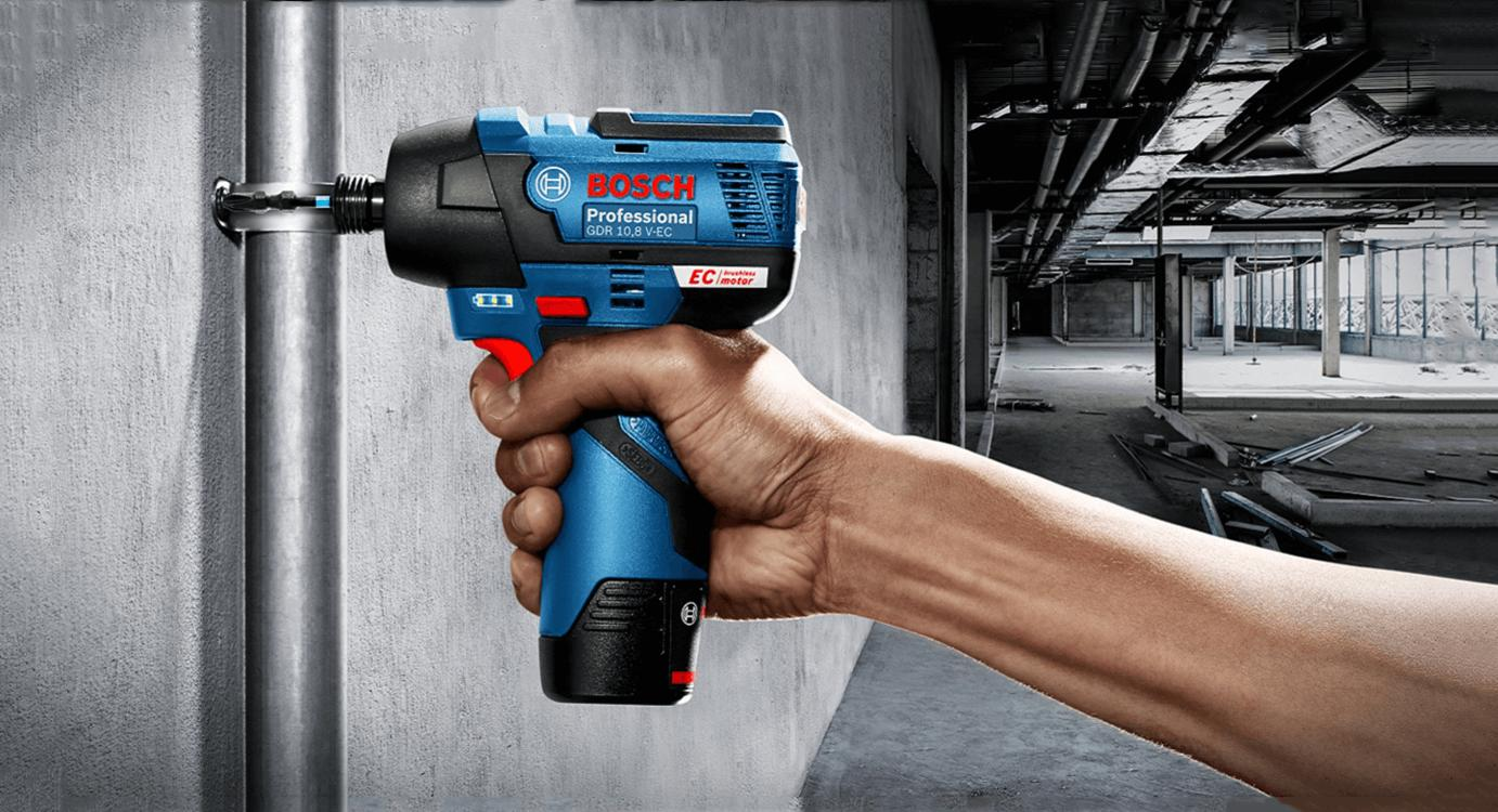 All Are Free BOSCH GDR V LI CORDLESS IMPACT DRIVER