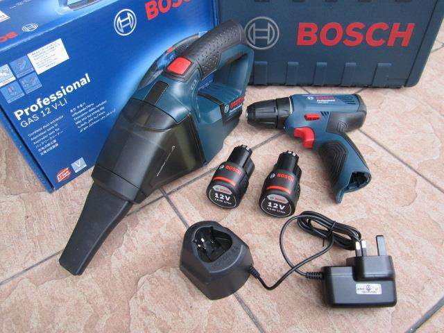 Fabulous Bosch 12V Combo Cordless Drill Drive (end 5/27/2018 3:15 PM) OC91