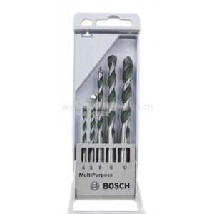 Bosch 5 Pieces Drill Bit Set (4,5,6,8 & 10 mm) - 2608680798
