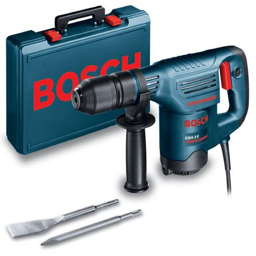 Bosch 650W Demolition Hammer with SDS-Plus GSH3E