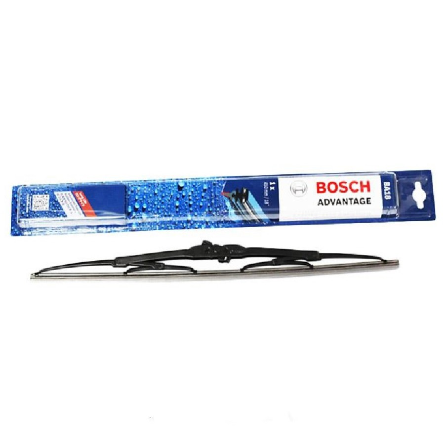 "BOSCH ADVANTAGE WIPER (22 ""/17 "") FOR SAGA BLM FLX FREE WINDSCREEN C"