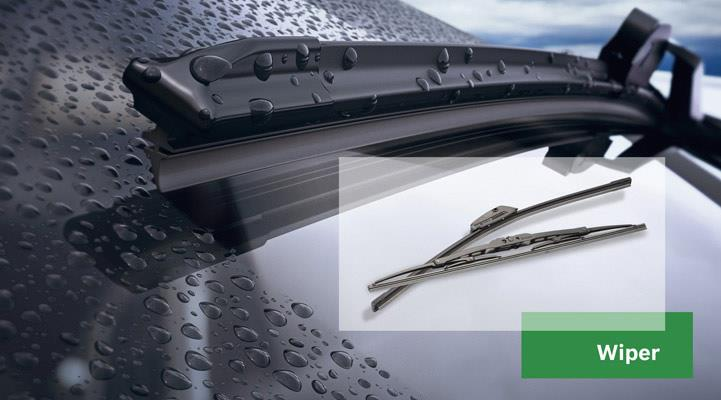 BOSCH ADVANTAGE WIPER for AXIA, BEZZA, NISSAN ALMERA (21'+14')