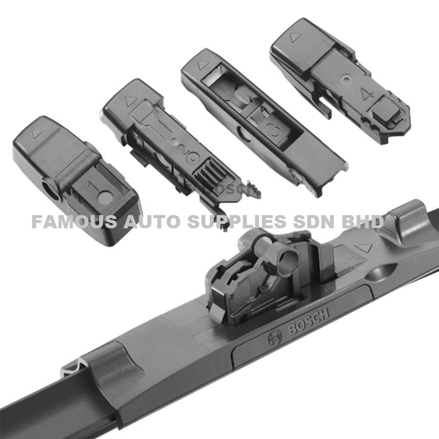 Rørig Bosch Aerotwin Multi-Clip Wiper Blad (end 7/12/2020 6:35 PM) HV-57