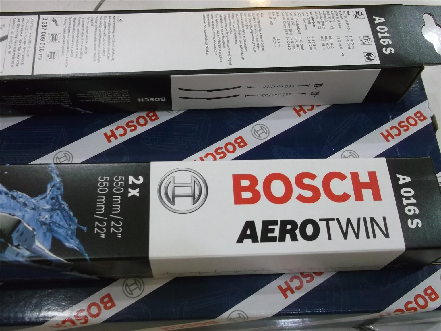 bosch aerotwin wiper blade a016s f end 1 7 2018 12 12 pm. Black Bedroom Furniture Sets. Home Design Ideas
