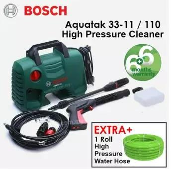 Bosch AQT 33-11 / Aquatak 110 (110 Bar) High Pressure Cleaner