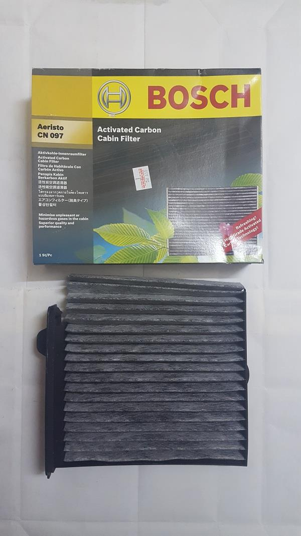 BOSCH CARBON CABIN AIR FILTER for NISSAN LATIO, GRAND LIVINA