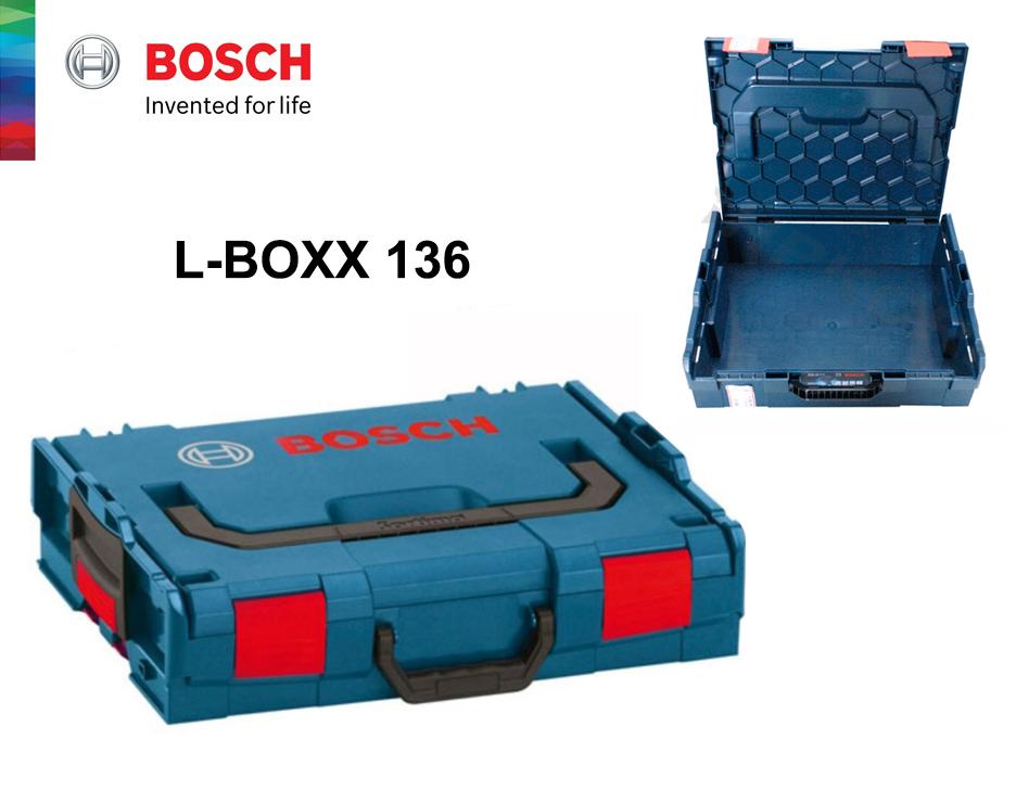 bosch carrying case l boxx 136 1605 end 8 19 2020 9 36 am. Black Bedroom Furniture Sets. Home Design Ideas