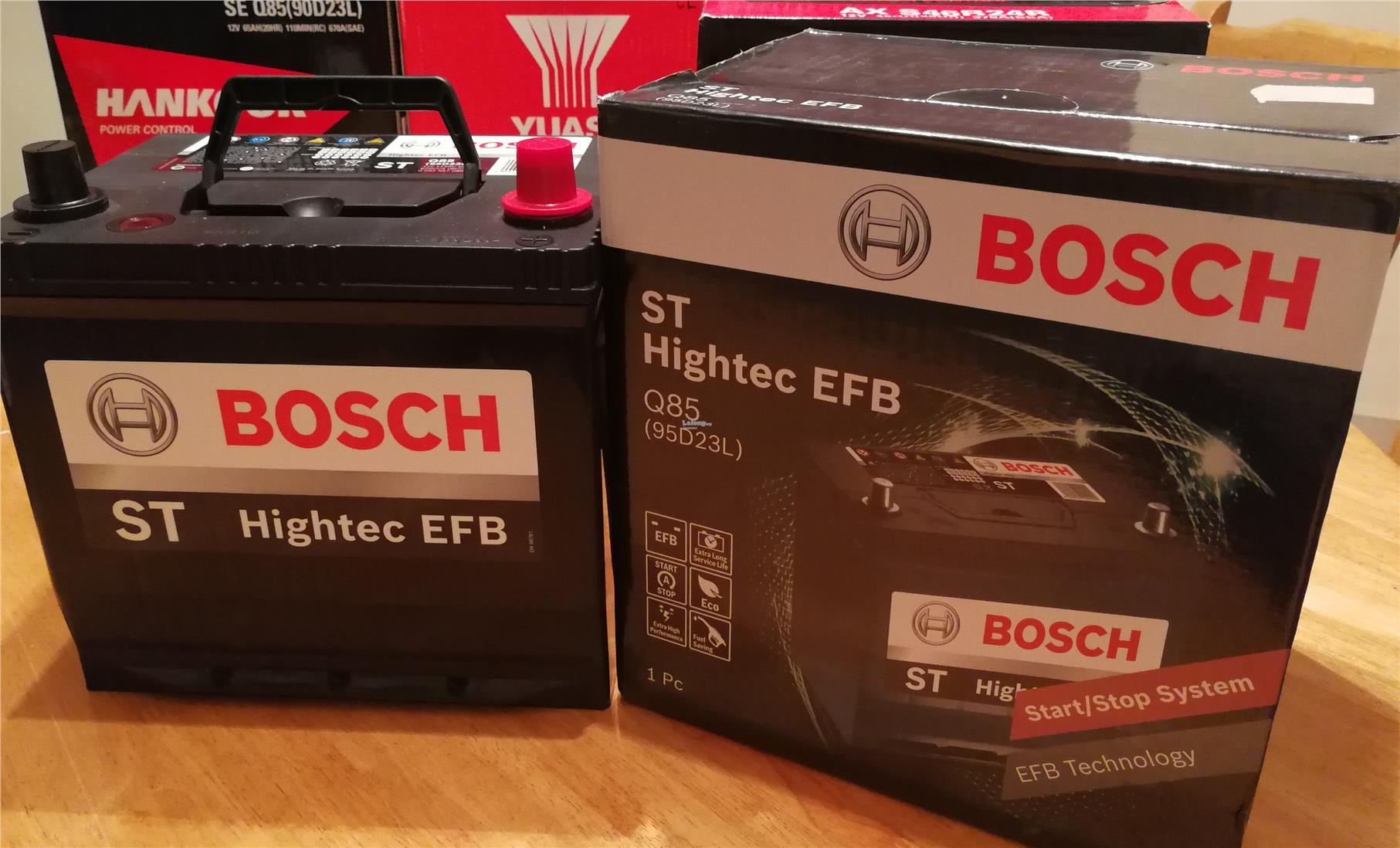 Bosch Efb Start Stop Battery For Mazda Skyactiv