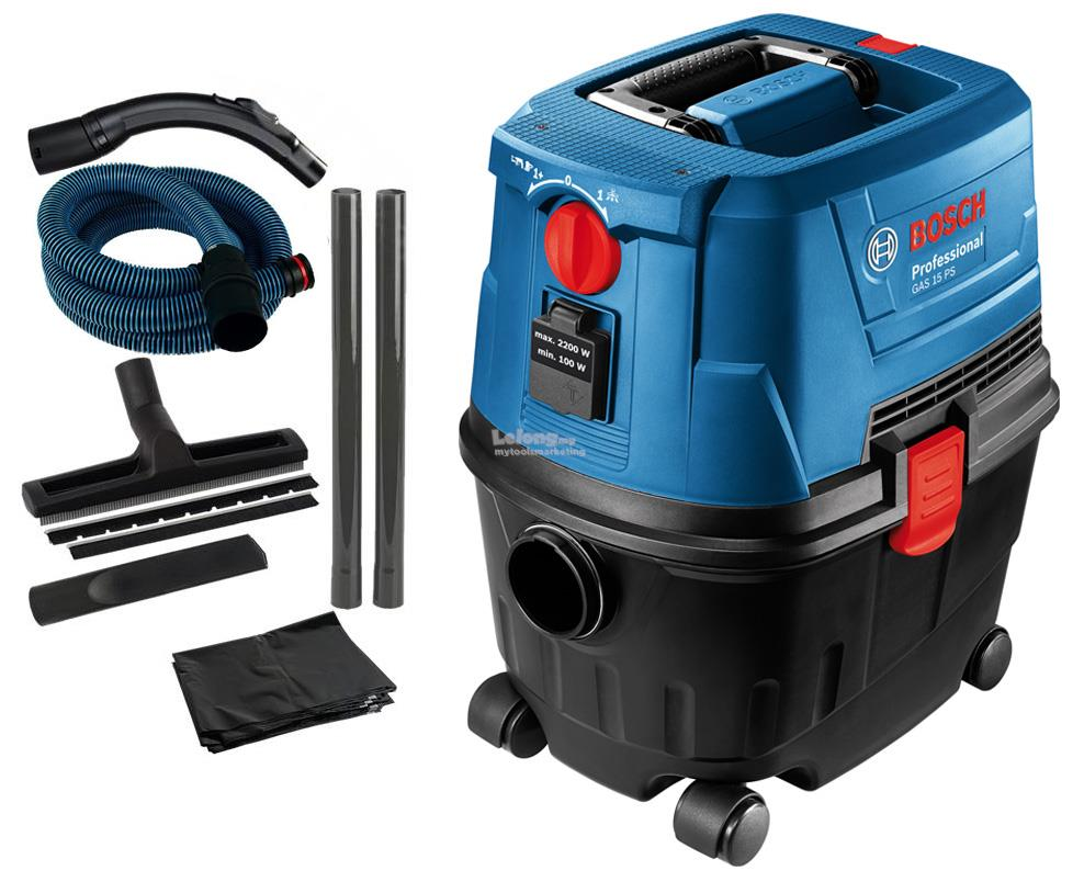 Bosch Gas15ps 1100w Vacuum Cleaner End 9 21 2018 9 15 Pm
