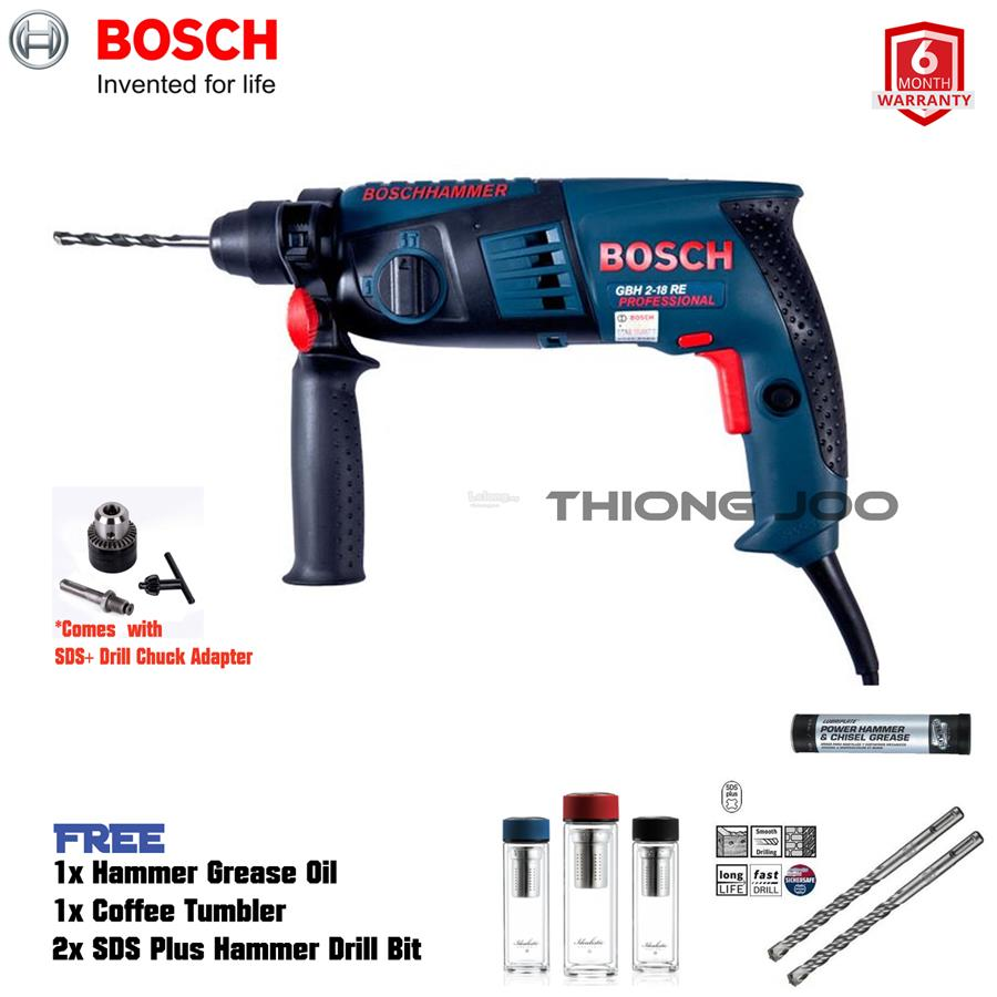 bosch gbh 2 18re rotary hammer dril end 7 14 2018 12 15 pm. Black Bedroom Furniture Sets. Home Design Ideas