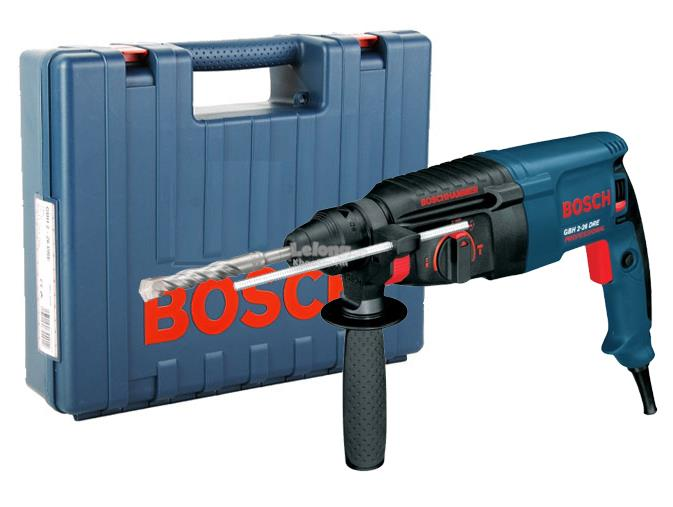 Bosch GBH2-26DRE 3-Modes Rotary Hammer 800W