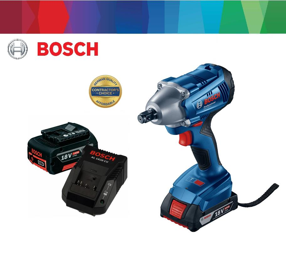 bosch gds 18v compact cordless impac end 9 7 2018 10 15 pm. Black Bedroom Furniture Sets. Home Design Ideas