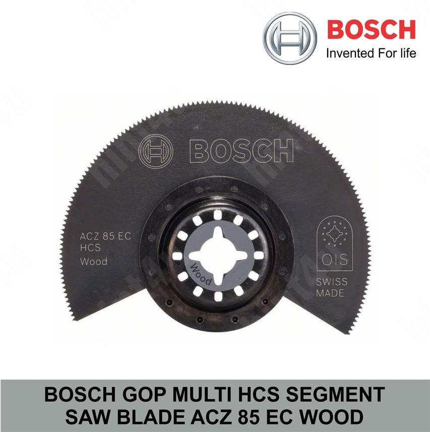 bosch gop multi hcs segment saw blad
