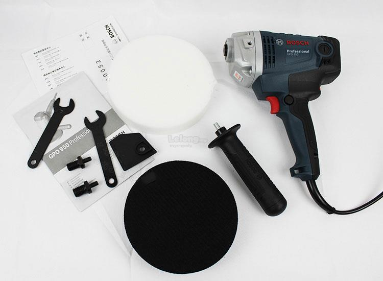 [NEW]Bosch GPO 950 Professional 7' Vertical Polisher