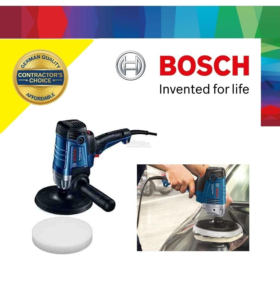 Bosch GPO 950W 7' (180mm) Vertical Polisher