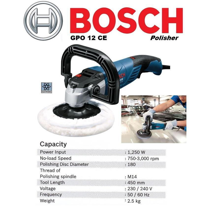 Bosch Gpo12ce Polisher End 1 9 2018 4 15 Pm