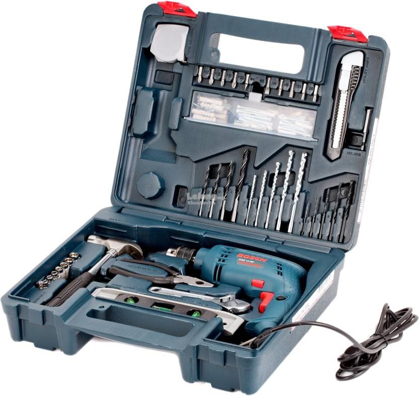 Bosch GSB10RE Impact Drill Smart Kit With Suitcase 500W