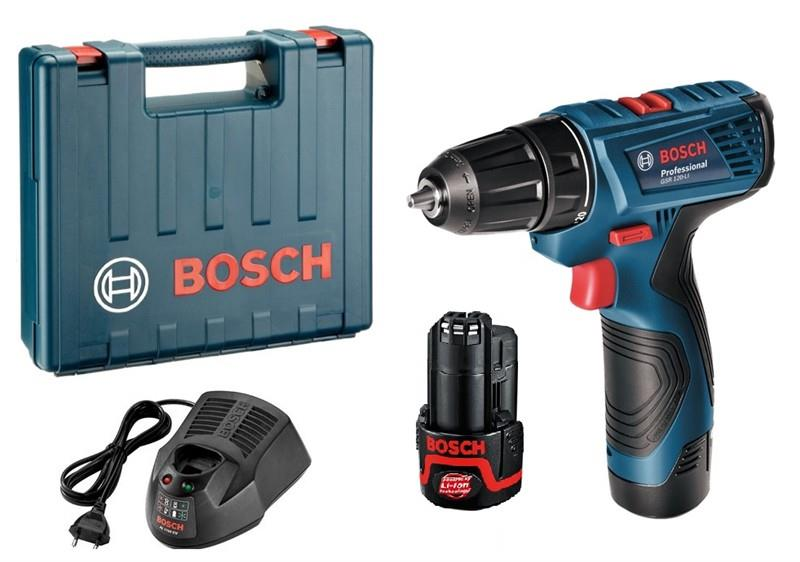 bosch gsr 120 li cordless drill drive end 1 6 2018 4 15 pm. Black Bedroom Furniture Sets. Home Design Ideas