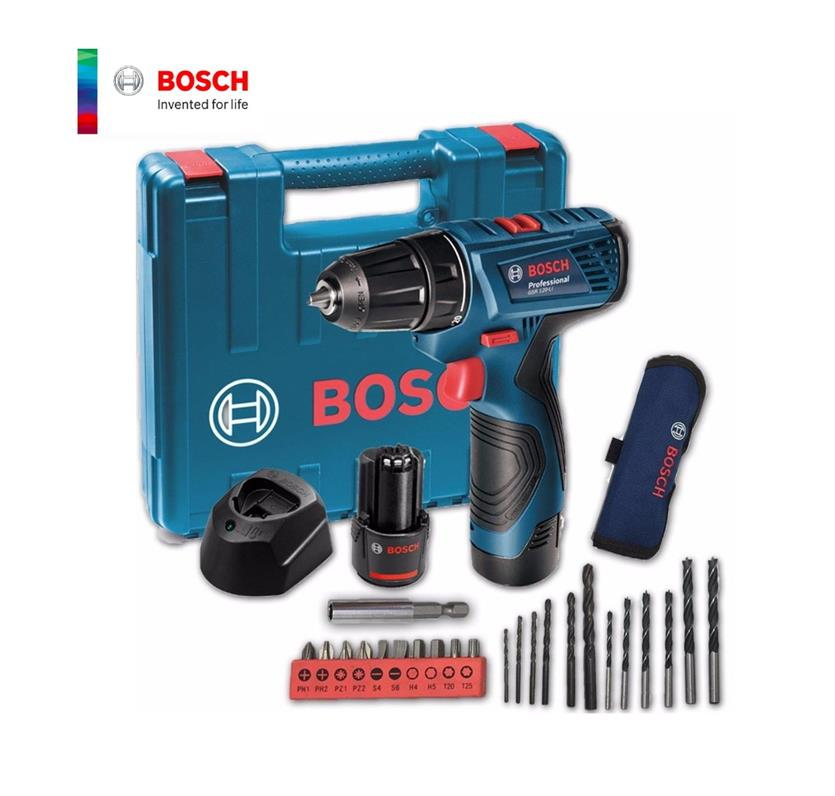 bosch gsr 12v compact cordless drill end 8 8 2018 2 15 am. Black Bedroom Furniture Sets. Home Design Ideas