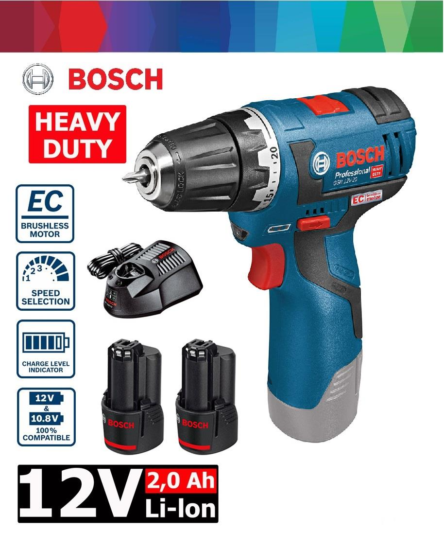 Bosch gsr 12v ec brushless cordless end 9 26 2018 1 15 am for Bosch electric motors 12v