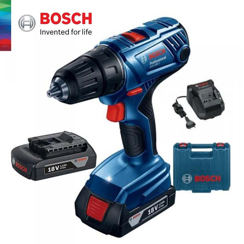 bosch gsr 180 li 18v cordless drill end 8 18 2020 10 21 am. Black Bedroom Furniture Sets. Home Design Ideas