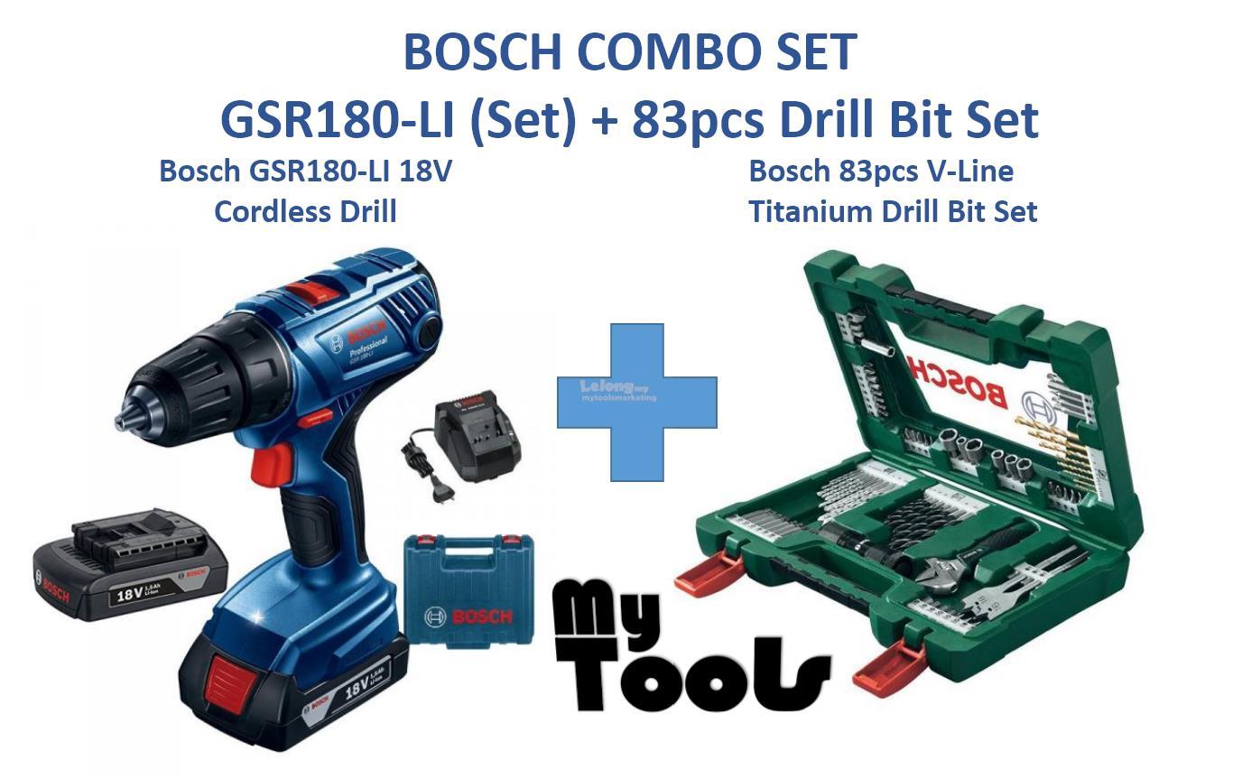 bosch gsr180 li 18v cordless drill end 2 5 2019 9 15 pm. Black Bedroom Furniture Sets. Home Design Ideas