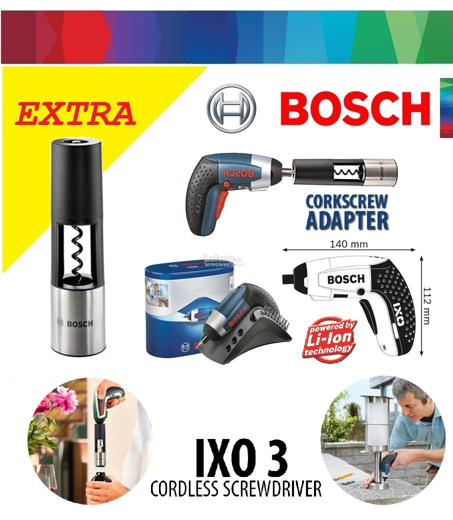 bosch ixo 3.6v cordless screwdriver (end 10/7/2018 2:15 am)