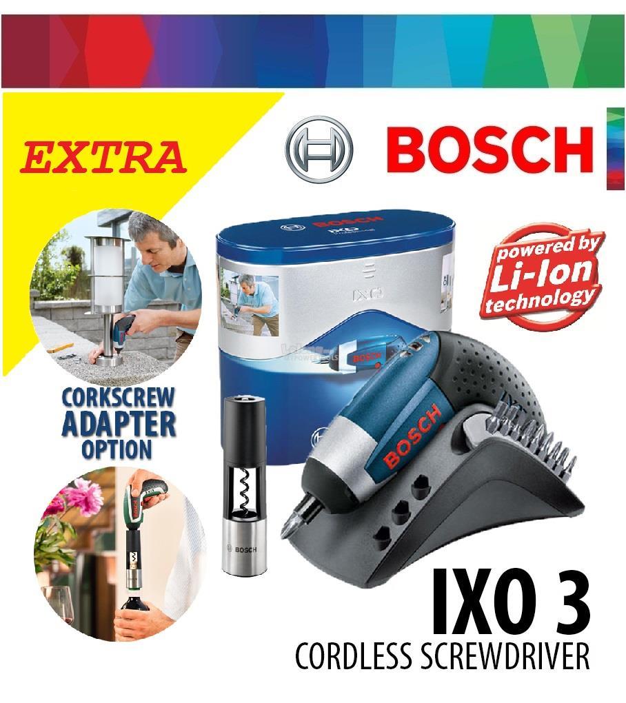 bosch ixo 3.6v cordless screwdriver (end 11/3/2019 2:15 pm)
